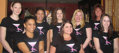 The Ladies of Body Kneads Day Spa
